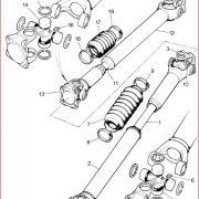 569_807_Prop_shaft_Universal_Joint