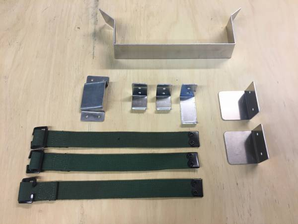Pioneer Tool Kit Set